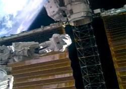 Mission Specialist Bob Curbeam. Image credit: NASA