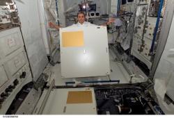 Columbus Inside.  Image:  NASA
