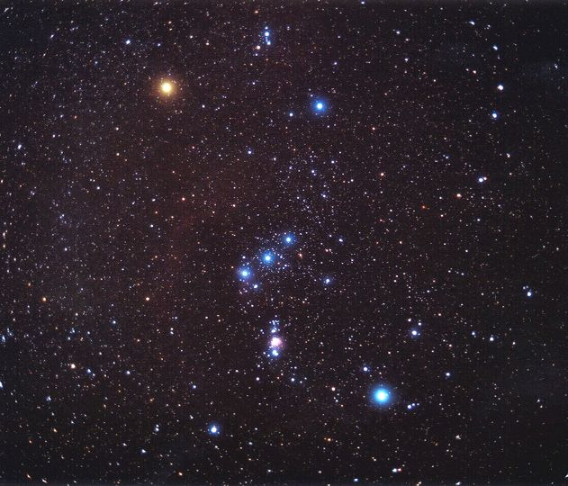 What Are the Stars in Orion's Belt? - Universe Today