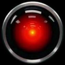 HAL 9000.  Image credit:  Wikipedia