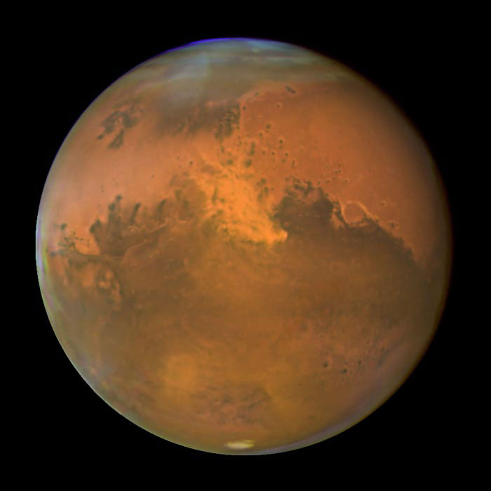 Pictures of Planet Mars  Universe Today