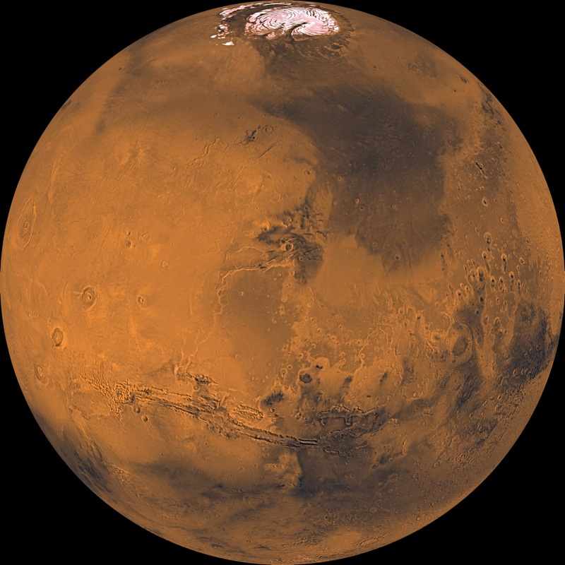 Pictures of Planet Mars - Universe Today