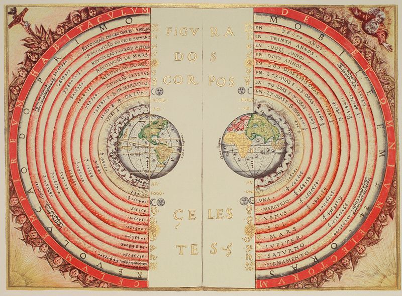 What Is The Geocentric Model Of The Universe Universe Today