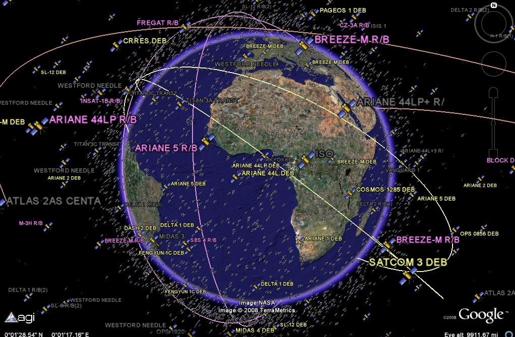 earth orbit altitude - photo #44