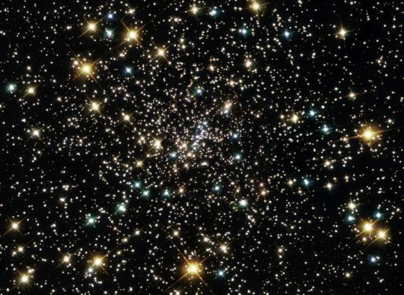 The NGC 6397 globular cluster, located in the Ara constellation. Credit: NASA/ESA /HST/AURA/STScI