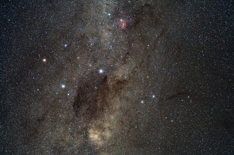 The Crux Constellation - Universe Today