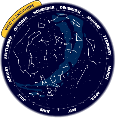 picture regarding Planisphere Printable called Star Charts - Universe Nowadays