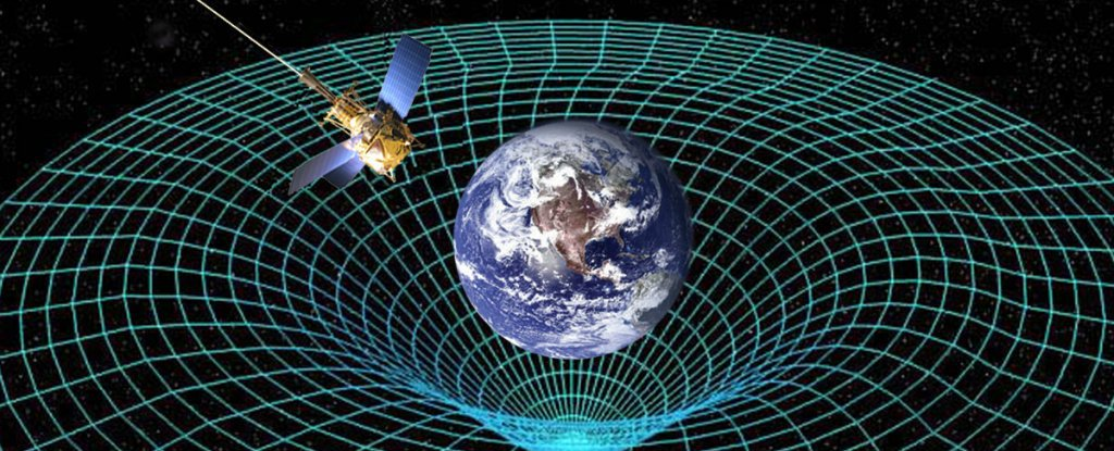 What is Earth's gravitational force?