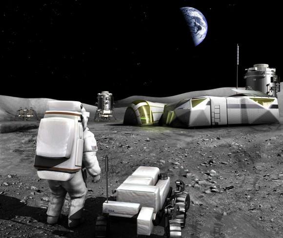 Moonbase by 2022 For $10 Billion, Says NASA - Universe Today