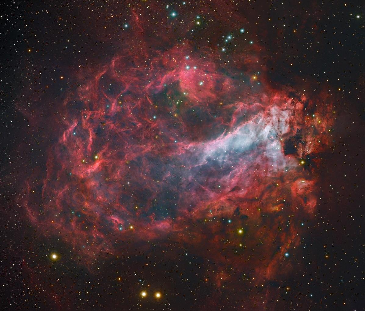 omega nebula nasa - photo #2