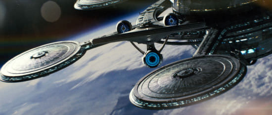 A future space station from Star Trek, Credit: Paramount