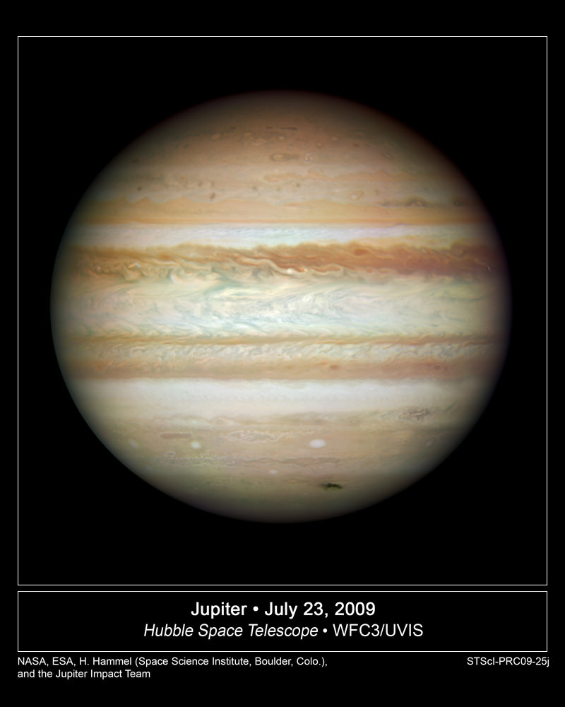 Jupiter Captured Comet as Temporary Moon - Universe Today