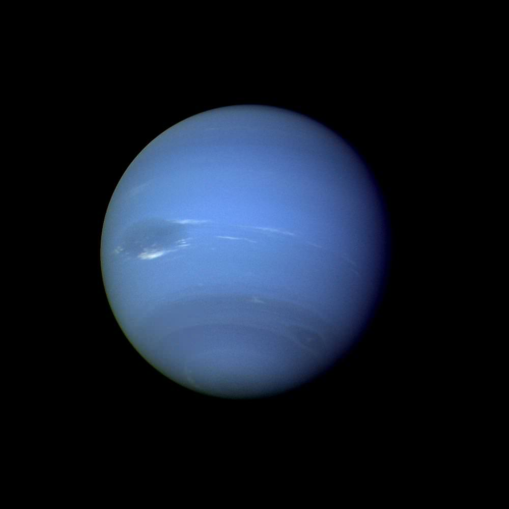 Image Gallery neptune with its rings