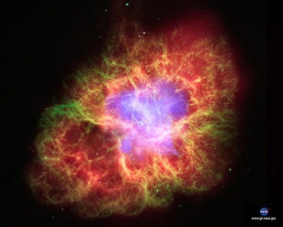 Supernova 1054 AD