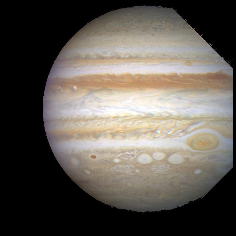 Hubble Jupiter