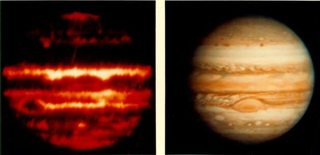 How Hot is Jupiter? - Universe Today