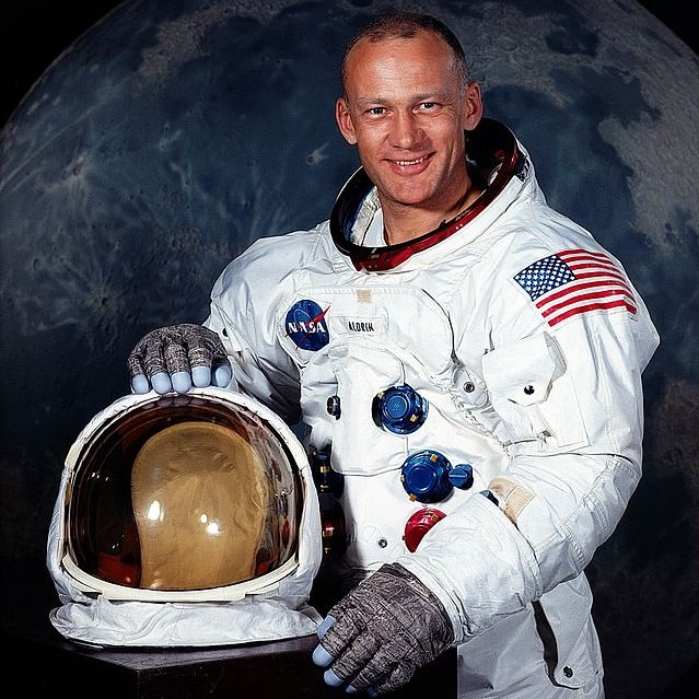 Astronaut Edwin E. Aldrin, Jr. Credit: NASA
