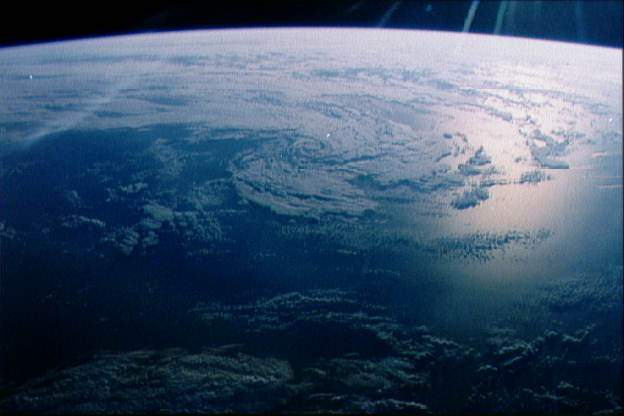 Earth Observation of sun-glinted ocean and clouds