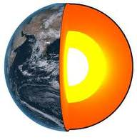 Earth's core.