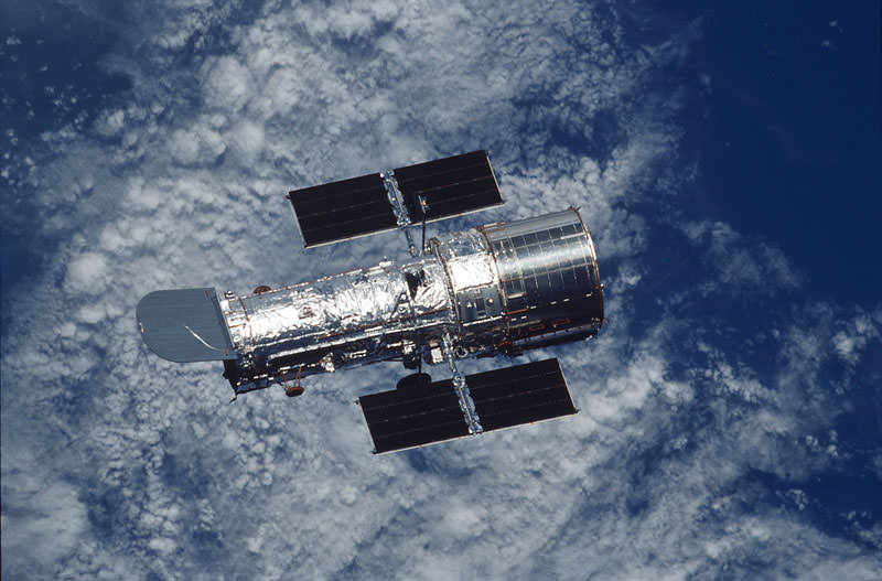 Hubble Space Telescope Image Gallery