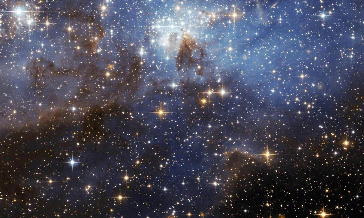 Are there more grains of sand than stars universe today for Outer space stars