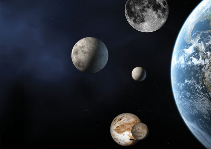 planets without moon - photo #8