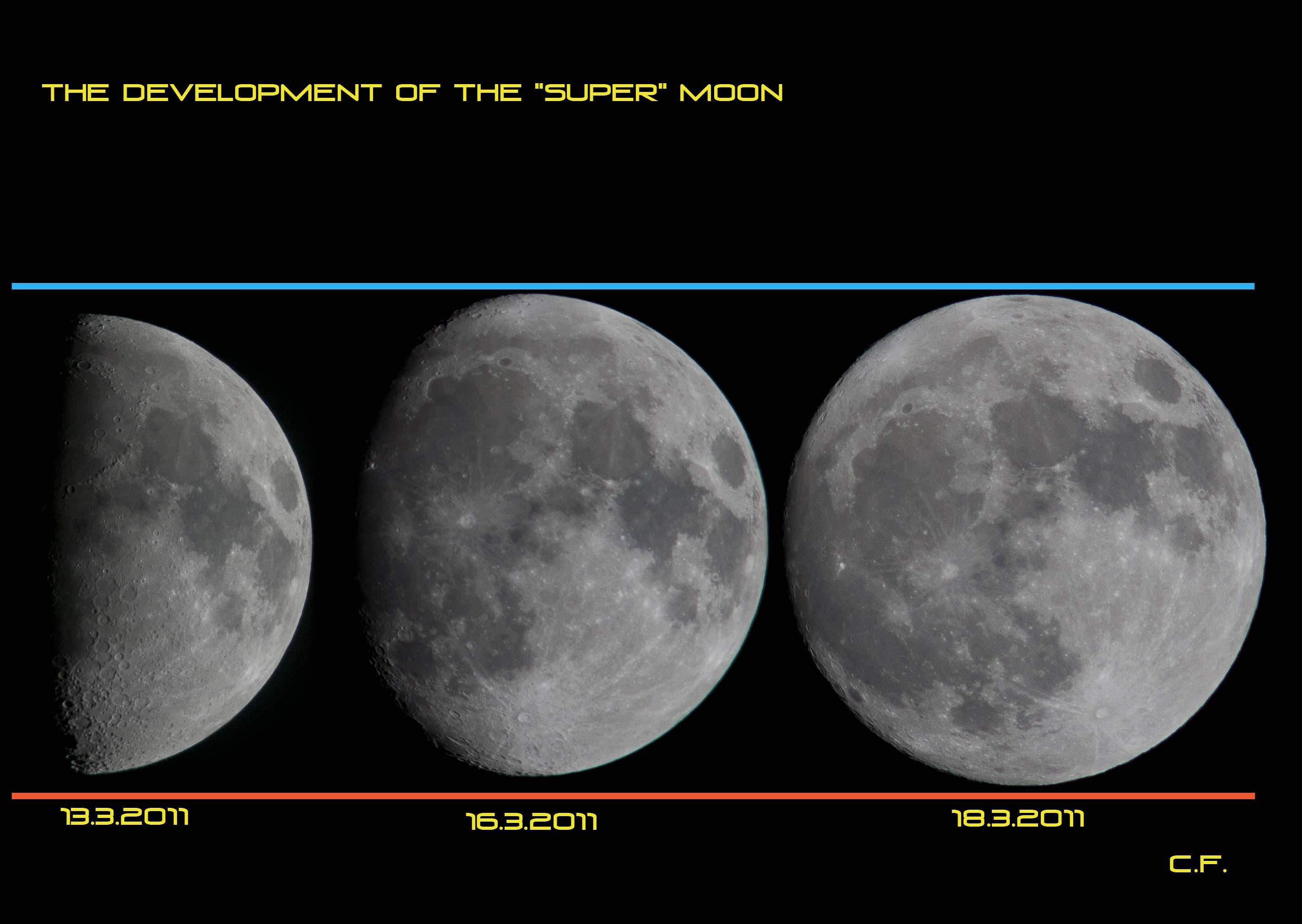 """Central Florida Lincoln >> Your Pictures of the """"Super"""" Full Moon - Universe Today"""