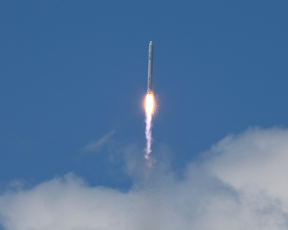 Iridium Next might have launched their last suite of satellites on Deltas, Protons and on the Long March - but the next wave will be all about the Falcon 9. Photo Credit: Alan Walters/awaltersphoto.com