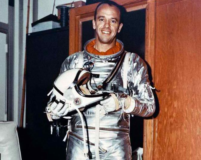 Alan Shepard: Complicated, Conflicted and the Consummate Astronaut - Universe Today
