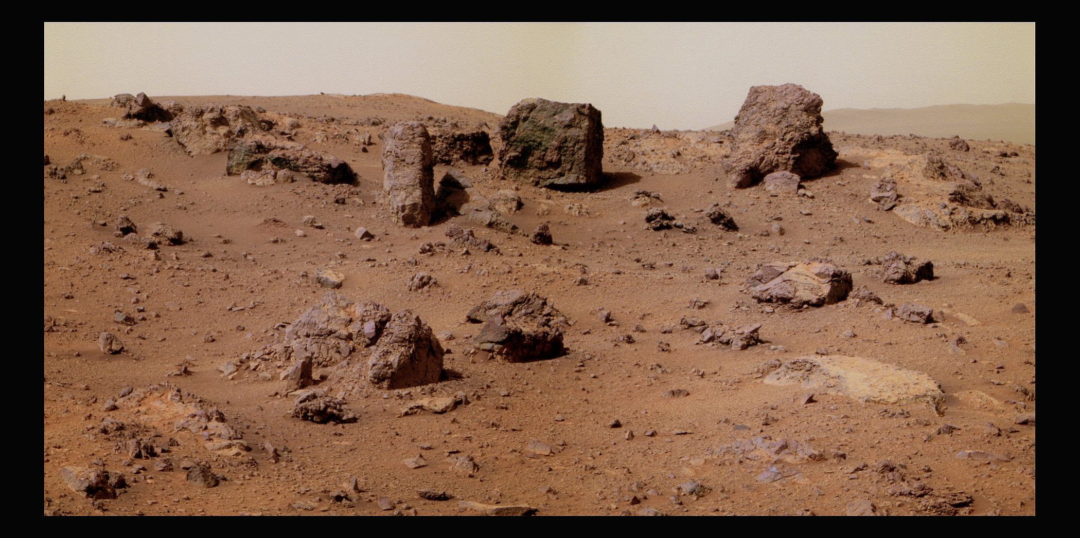 rocks on earth from mars - photo #40