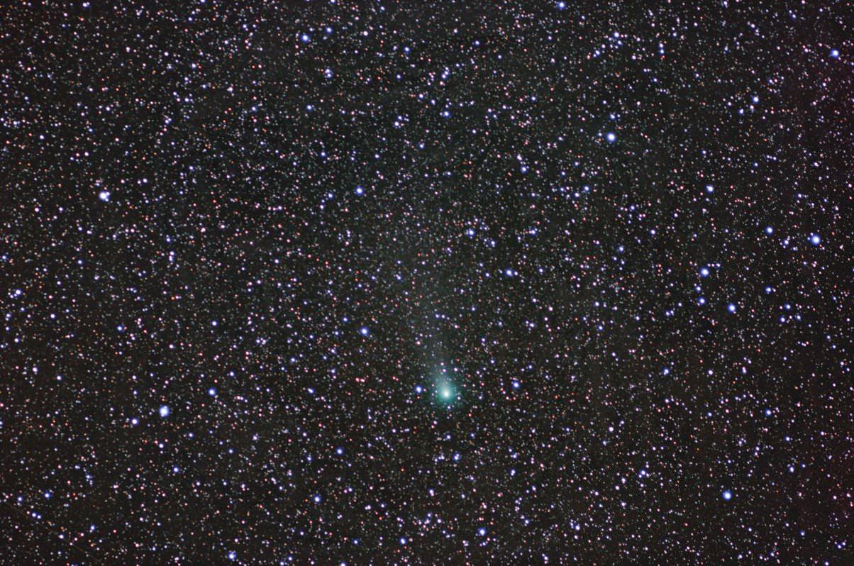 Astrophoto: Comet Garradd by Bob Christmas