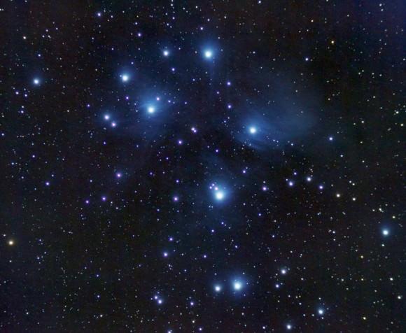 Pleiades by Jamie Ball