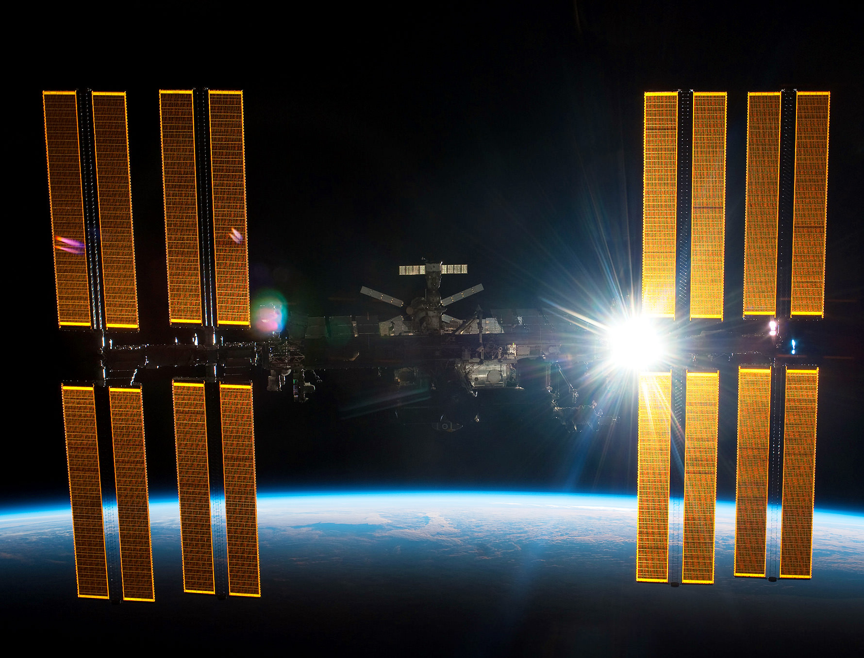 iss space station - photo #5