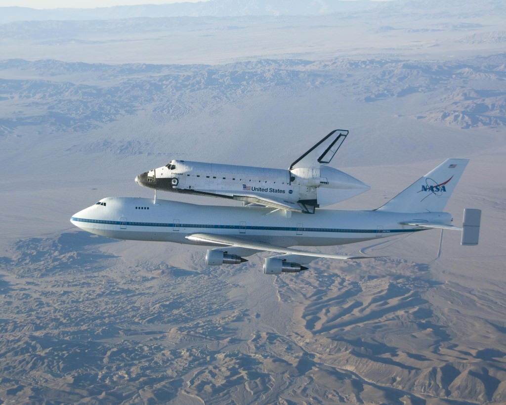 Endeavour to Take to the Skies One Last Time - Universe Today