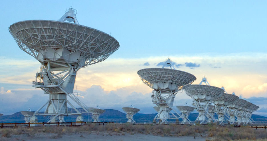 The Karl G. Jansky Very Large Array