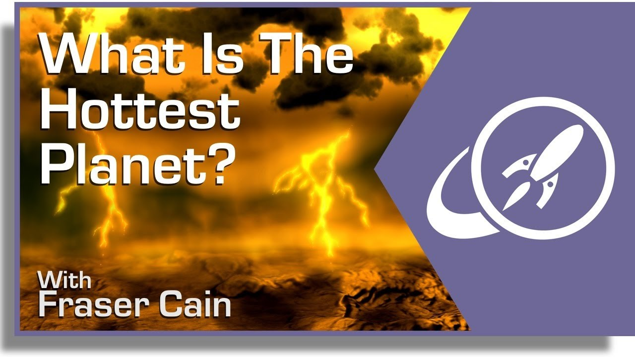 What is the Hottest Planet