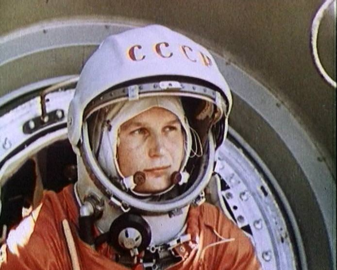 Soviet Cosmonaut Valentina Tereshkova was the first woman launched to space 50 years ago aboard Vostok on June 16, 1963. Credit: Roscosmos