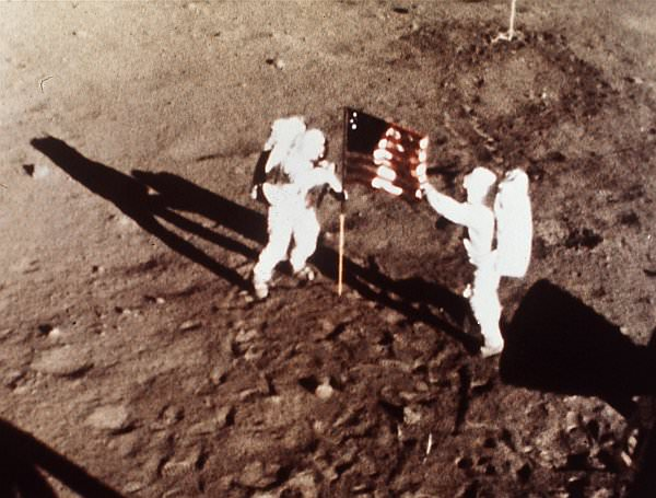 Apollo 11 Moon Landing 45 Years Ago on July 20, 1969: Relive the