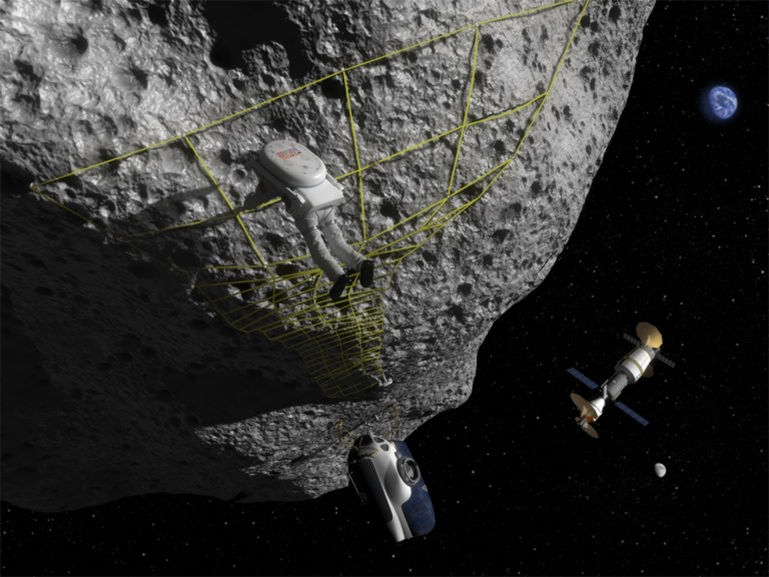 NASA: 96 Things You Can Do With an Asteroid