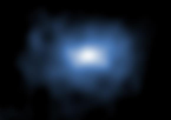 X-ray image of Sgr A*