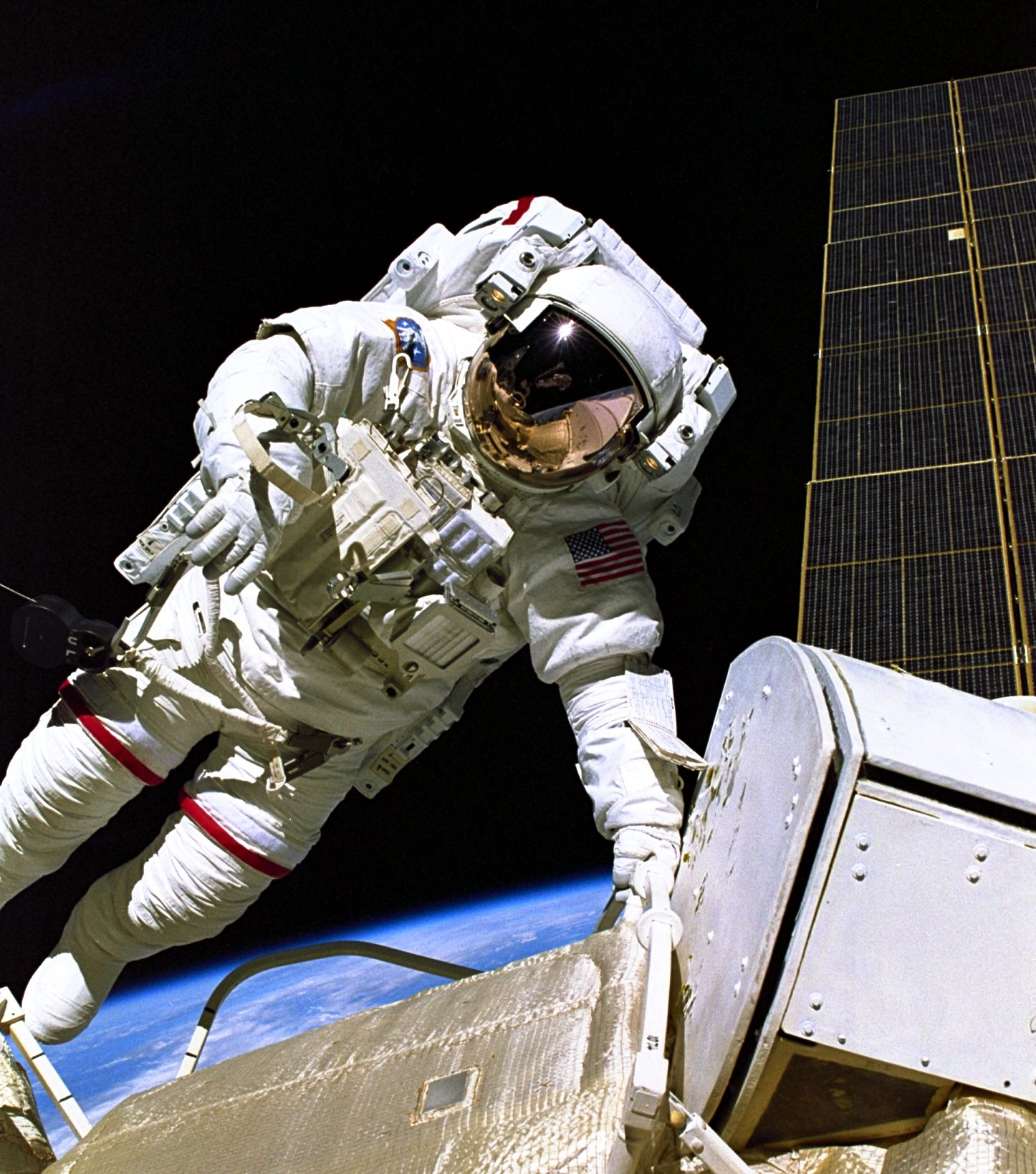 astronaut in space today - photo #15