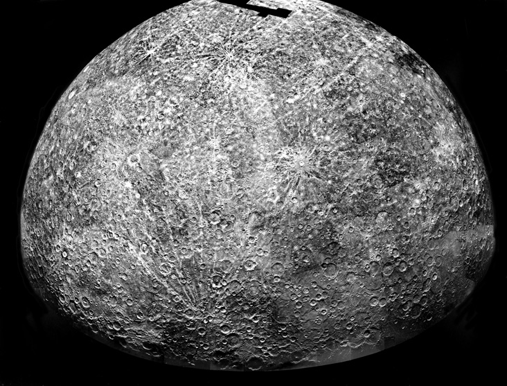 Image result for mariner 10 mercury flyby