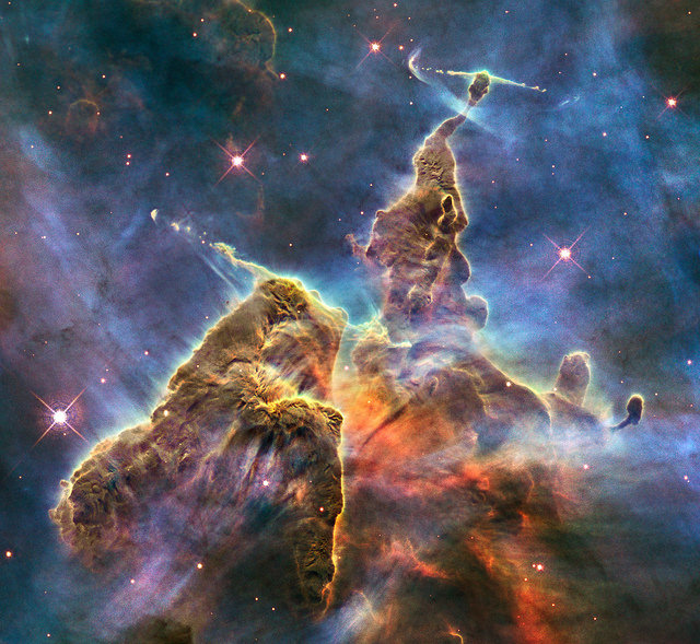 Real Images From NASA Show the &#39-Cosmos&#39- as a Space-Time Odyssey ...