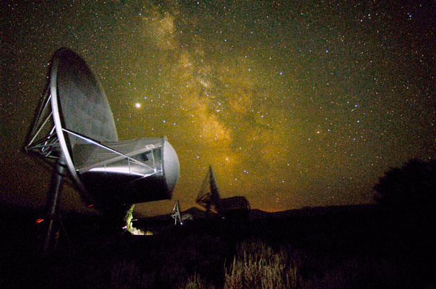 Our galaxy may have 36 active communicating intelligent civilizations