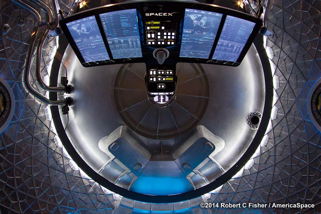 next manned spacecraft interior - photo #27