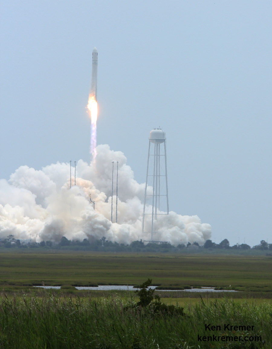 Cygnus Cargo Carrier Concludes with Fiery Reentry Aug. 17 ...