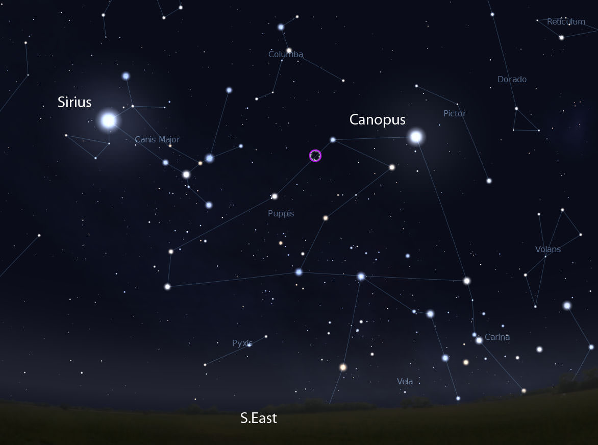 Uranus will be visible to the naked eye tonightheres how