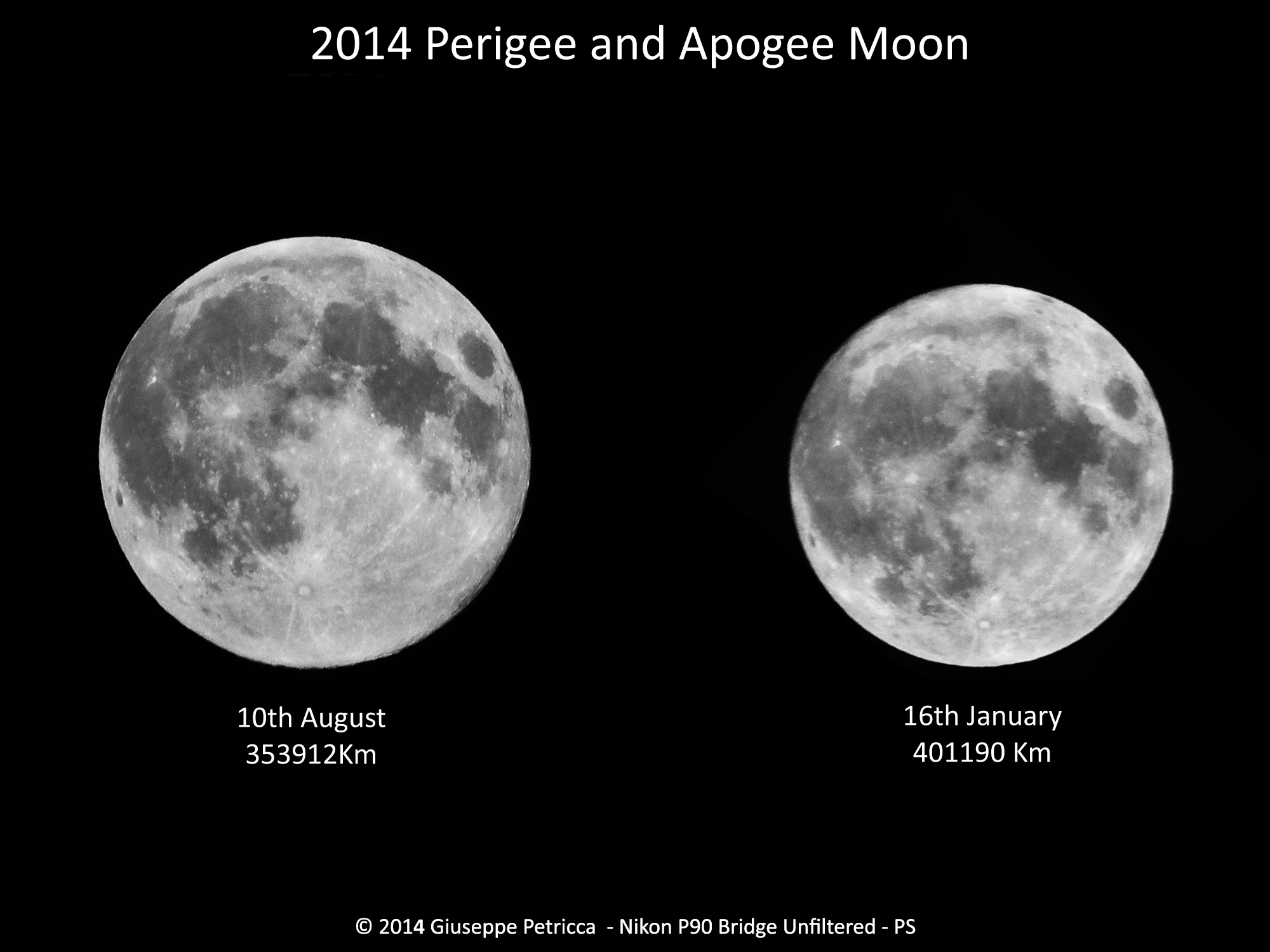 "Perigee ""Super"" Moon Images from Around the World ..."