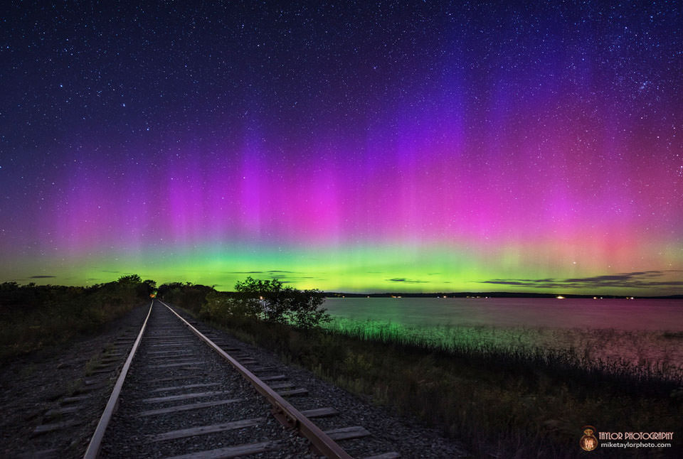 how to take pictures of northern lights with android