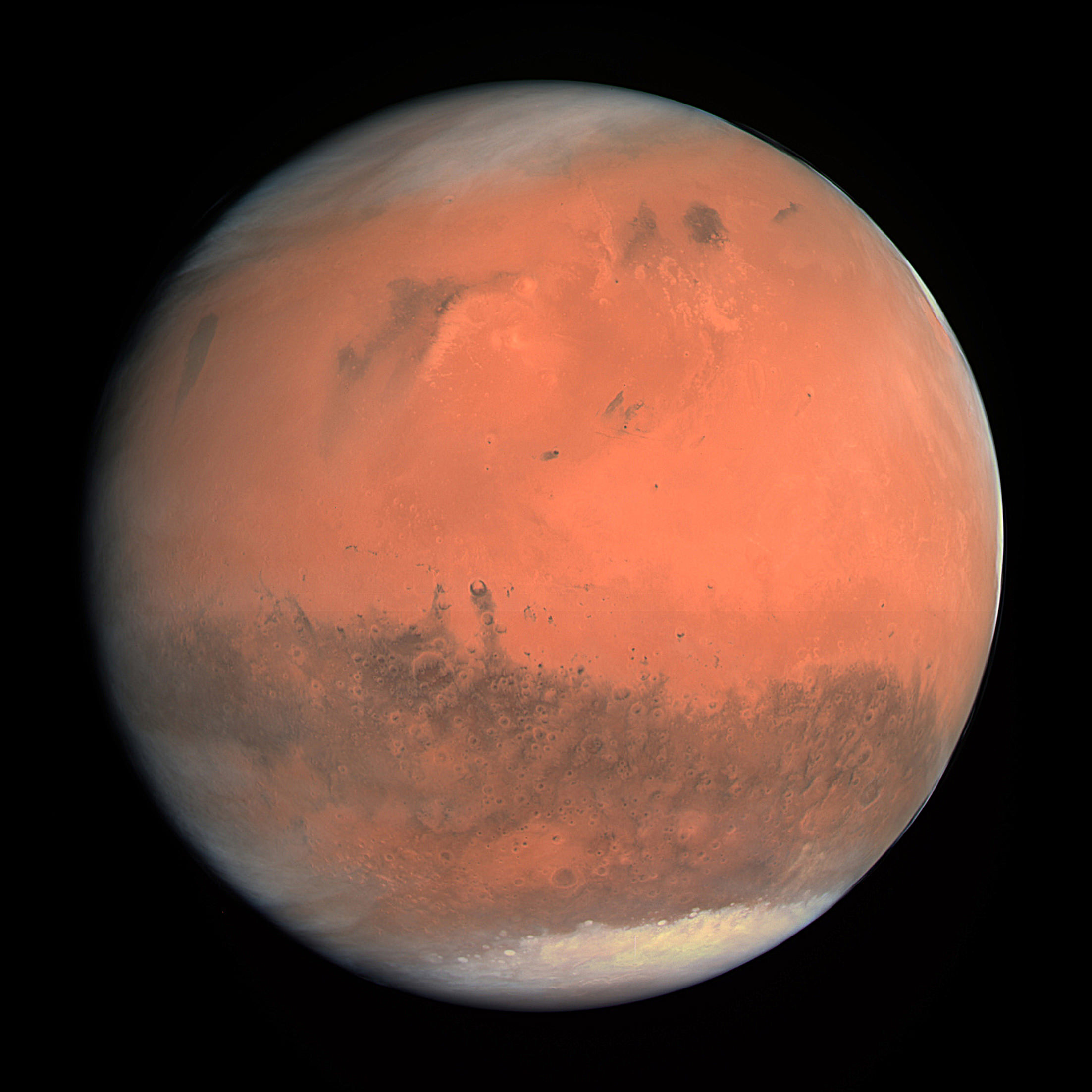 the mars landing approach getting large payloads to the surface the first true colour image of mars from esa s rosetta generated using the osiris orange red green and blue colour filters the image was acquired on 24